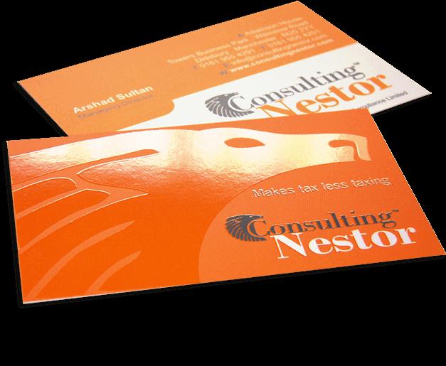 spot uv gloss business cards
