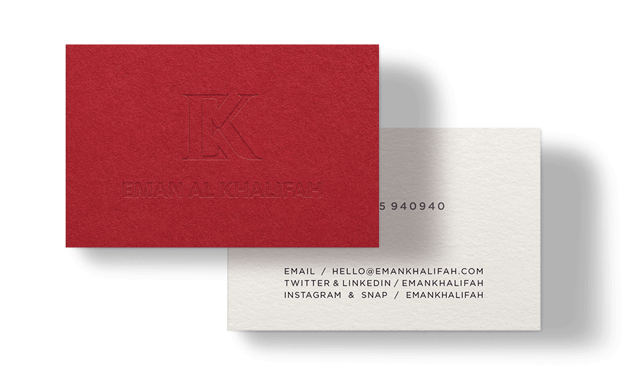 Colorplan Business Cards