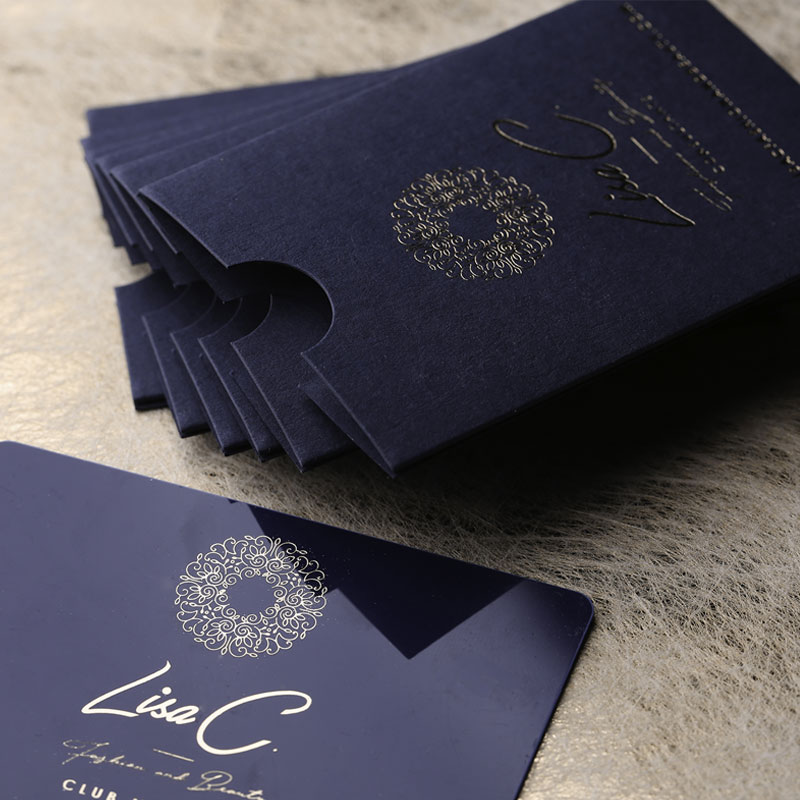 luxury plastic cards