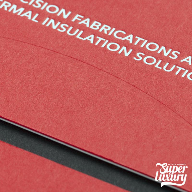 Luxury Duplex Colorplan Business Cards