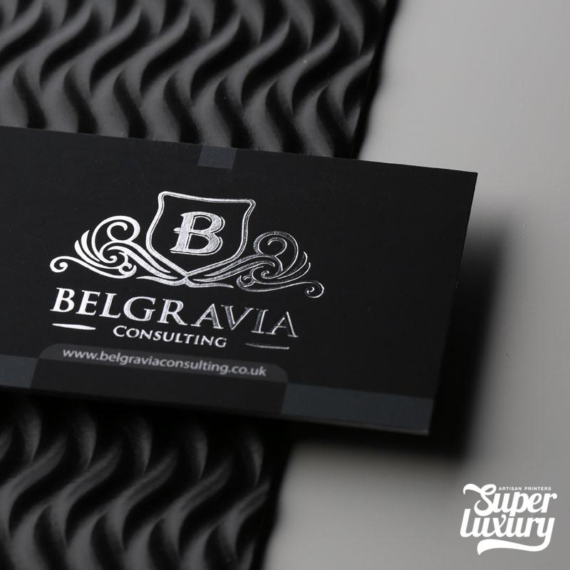 Triplex Business Card