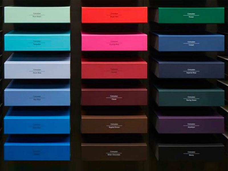 GF Smith Colorplan Business Cards