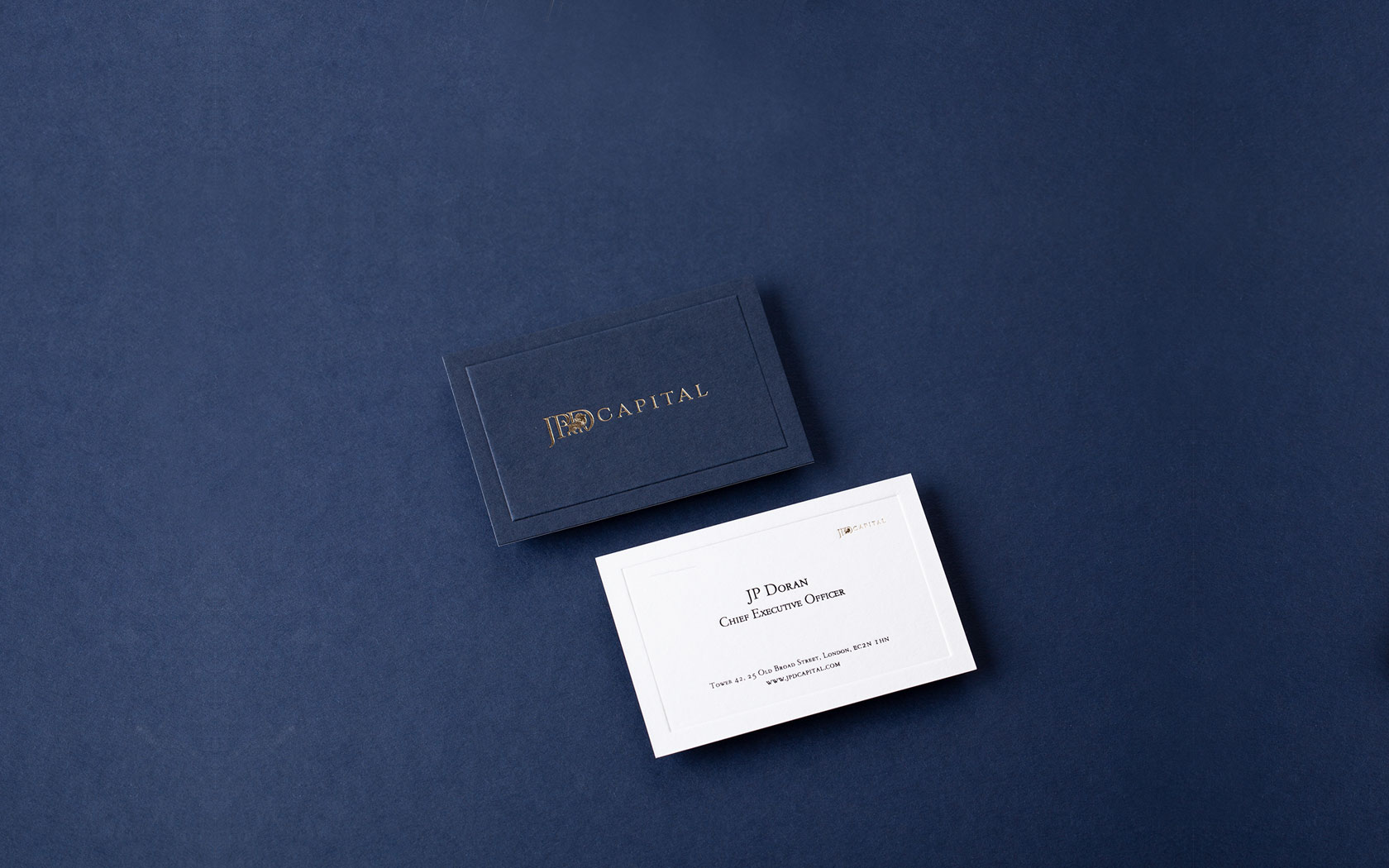 Duplex Business Card 700gsm Uncoated